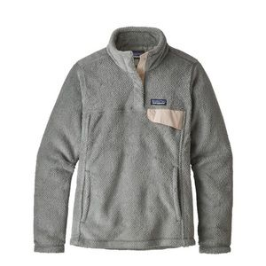Patagonia Re-Tool Snap-T Pullover Fleece Sweater